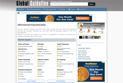 Global Guideline